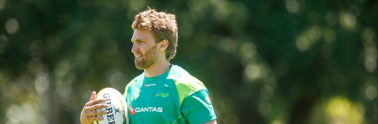 Injured pair Lewis Holland and Tom Connor will sweat on their scan results before the Australian rugby sevens team's Commonwealth Games campaign next month. - AAP