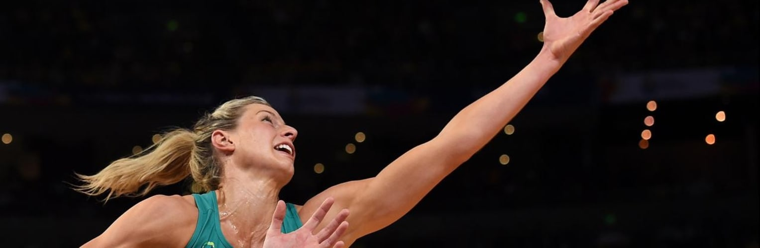 Australia netball coach Lisa Alexander says Laura Geitz will play a major role in the Commonwealth Games campaign after proving herself at a selection camp. - AAP