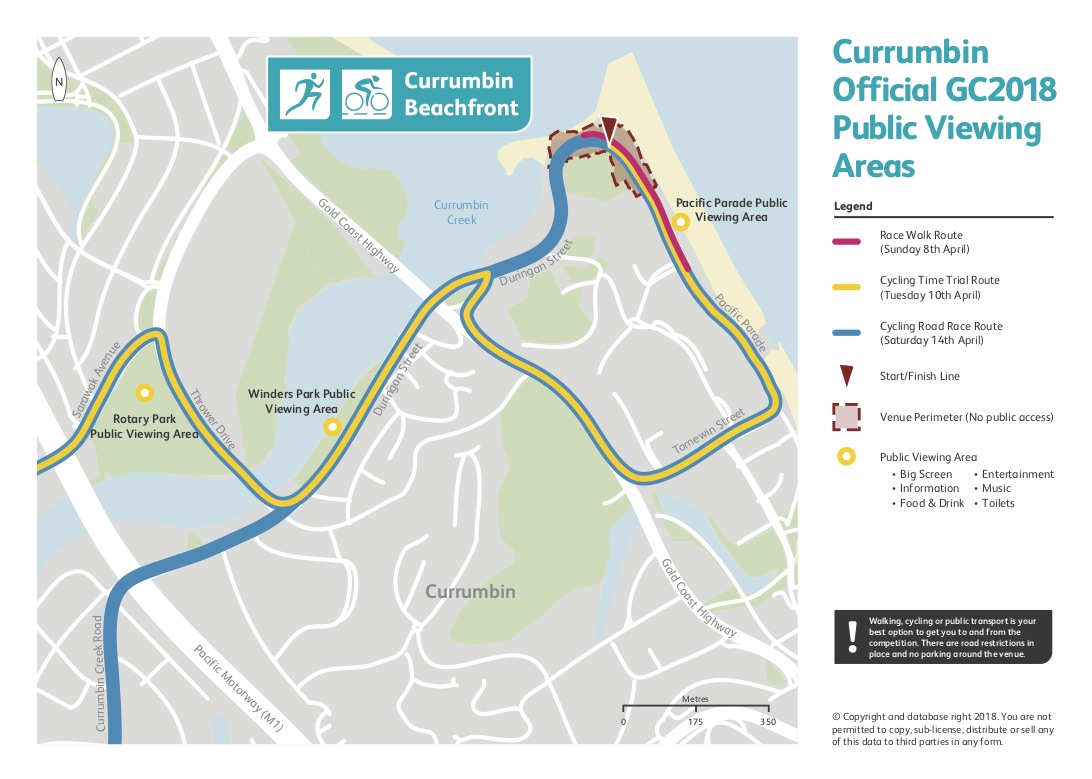 Currumbin Viewing Areas Map - Please download