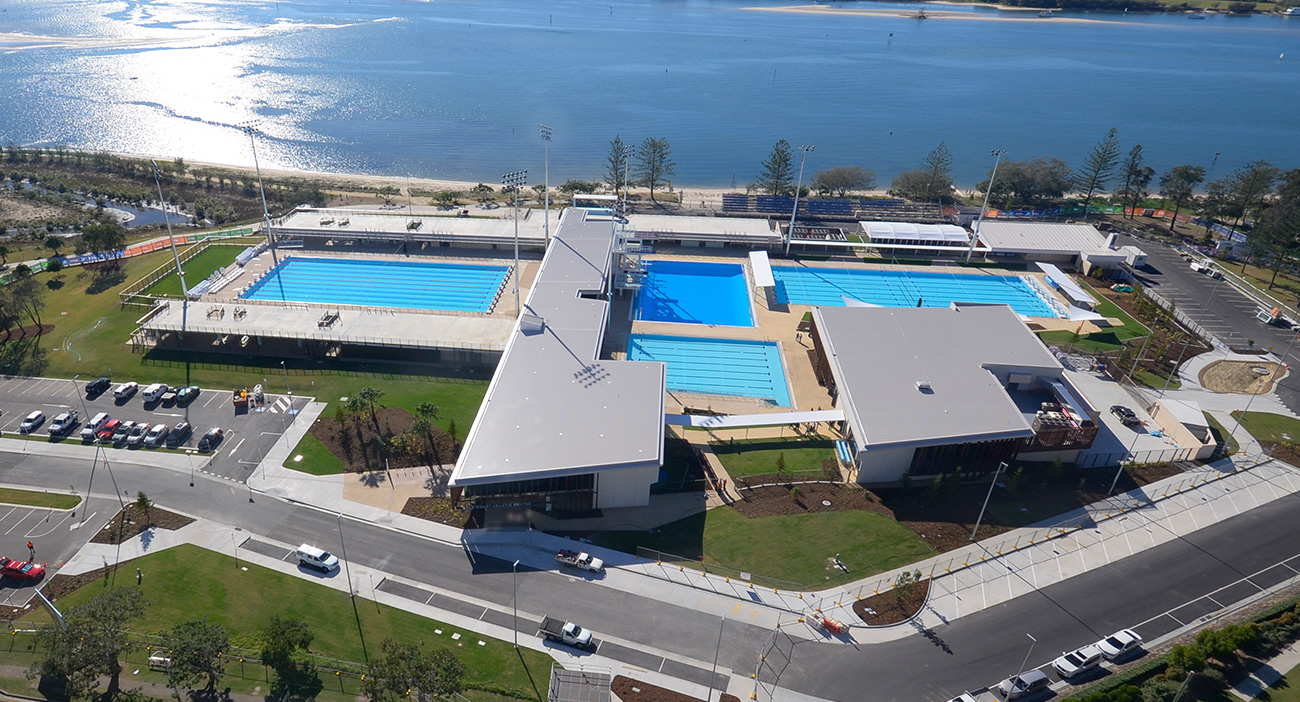 Gold Coast Aquatic Centre June 2014