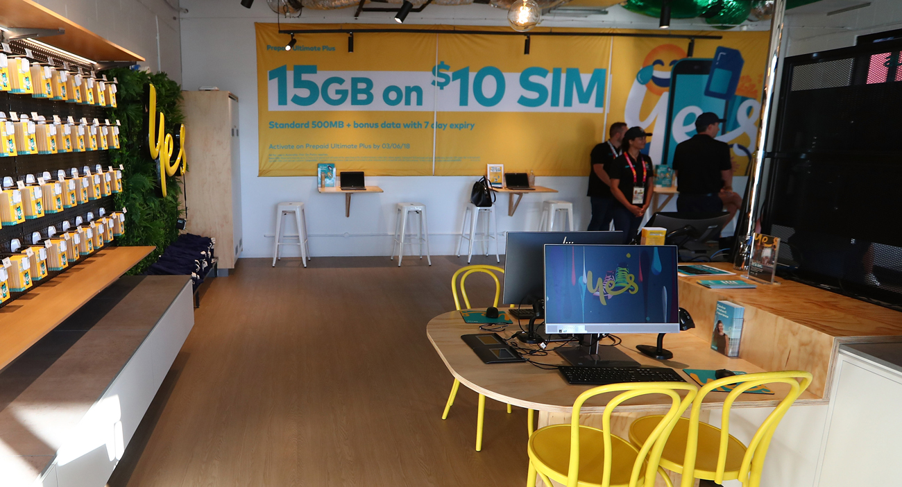 The Optus phone store will offer sim cards, mobile phone sales, phone cards and accessories and any assistance with international calls.
