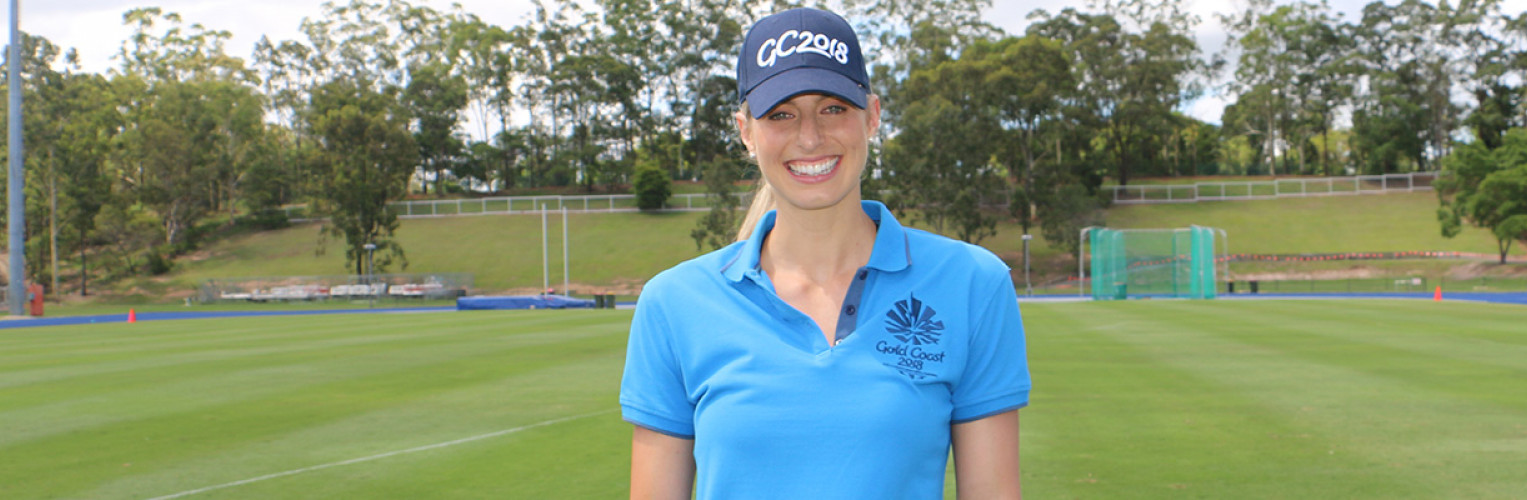 Laura Geitz is an Australian sporting legend hoping to make it back for GC2018.
