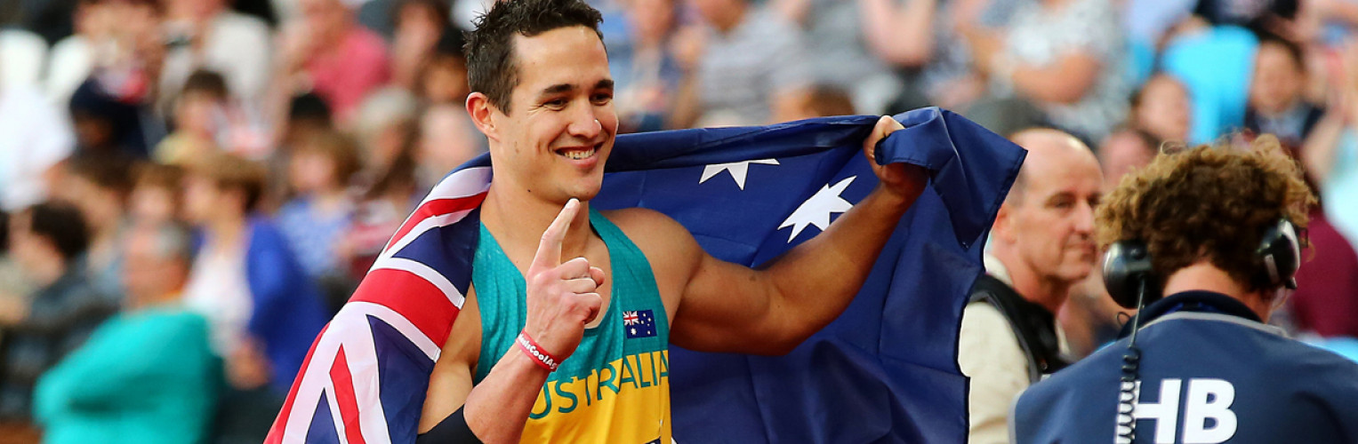 Australian Cameron Crombie produces a world record at his first ever World Championships