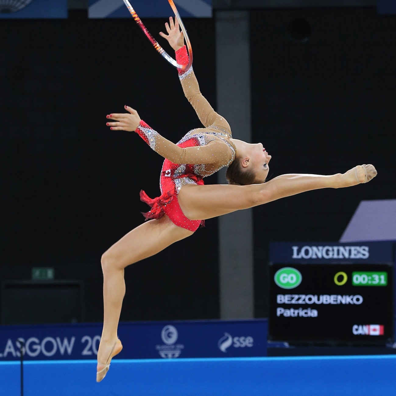 a look at the flexible sport of rhythmic gymnastics Sports that use dance or gymnastics being flexible and having upper strength are important for dance and gymnastics related articles 1 [easiest way]   what is the easiest way to do a split or learn how to do one 2 [rhythmic gymnastics]   different formations of rhythmic gymnastics 3.