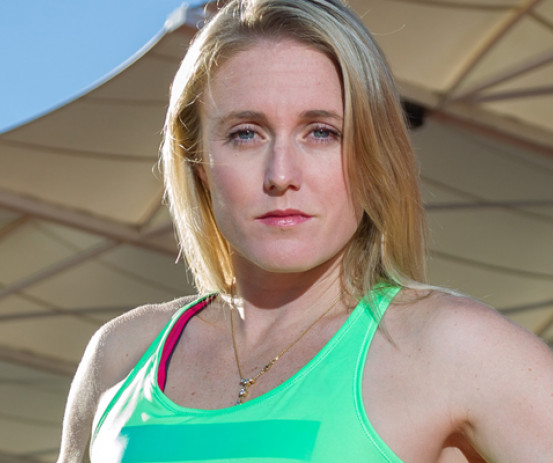 Sally Pearson is embracing the expectation and pressure heading into GC2018.