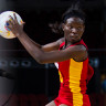 Netball changed Peace Proscovia's life.