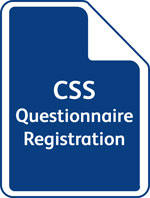 CSS Questionnaire Registration