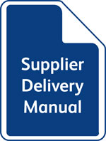 Supplier Delivery Manual